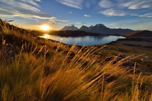 »Windstille« | Patagonien | 2014