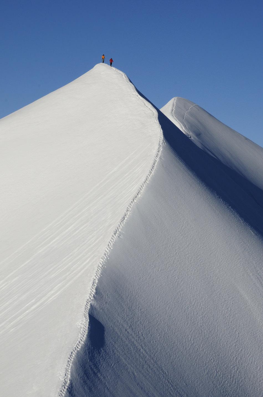 Mont Blanc / Dome de Miage | 2010