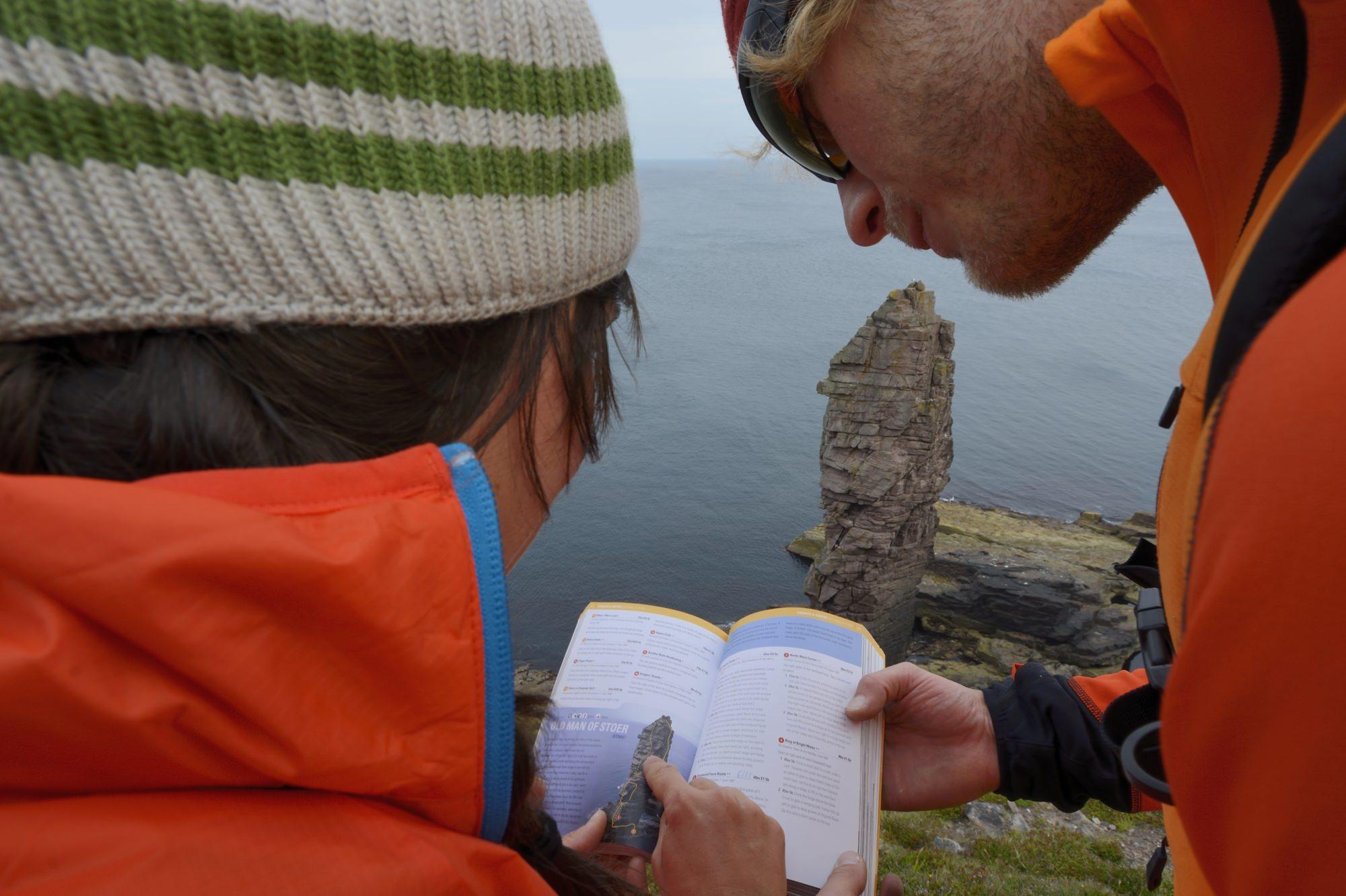 Go climb a seastac/Schottland