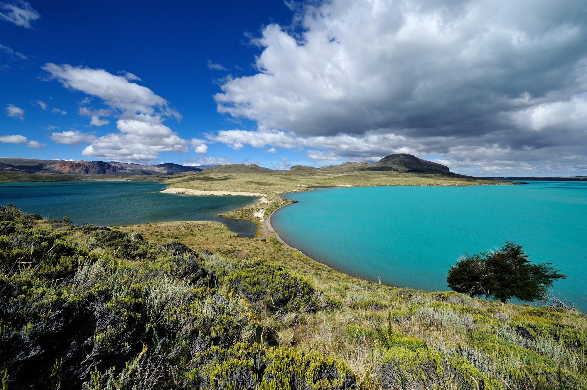 Patagonien - Granit und Eis