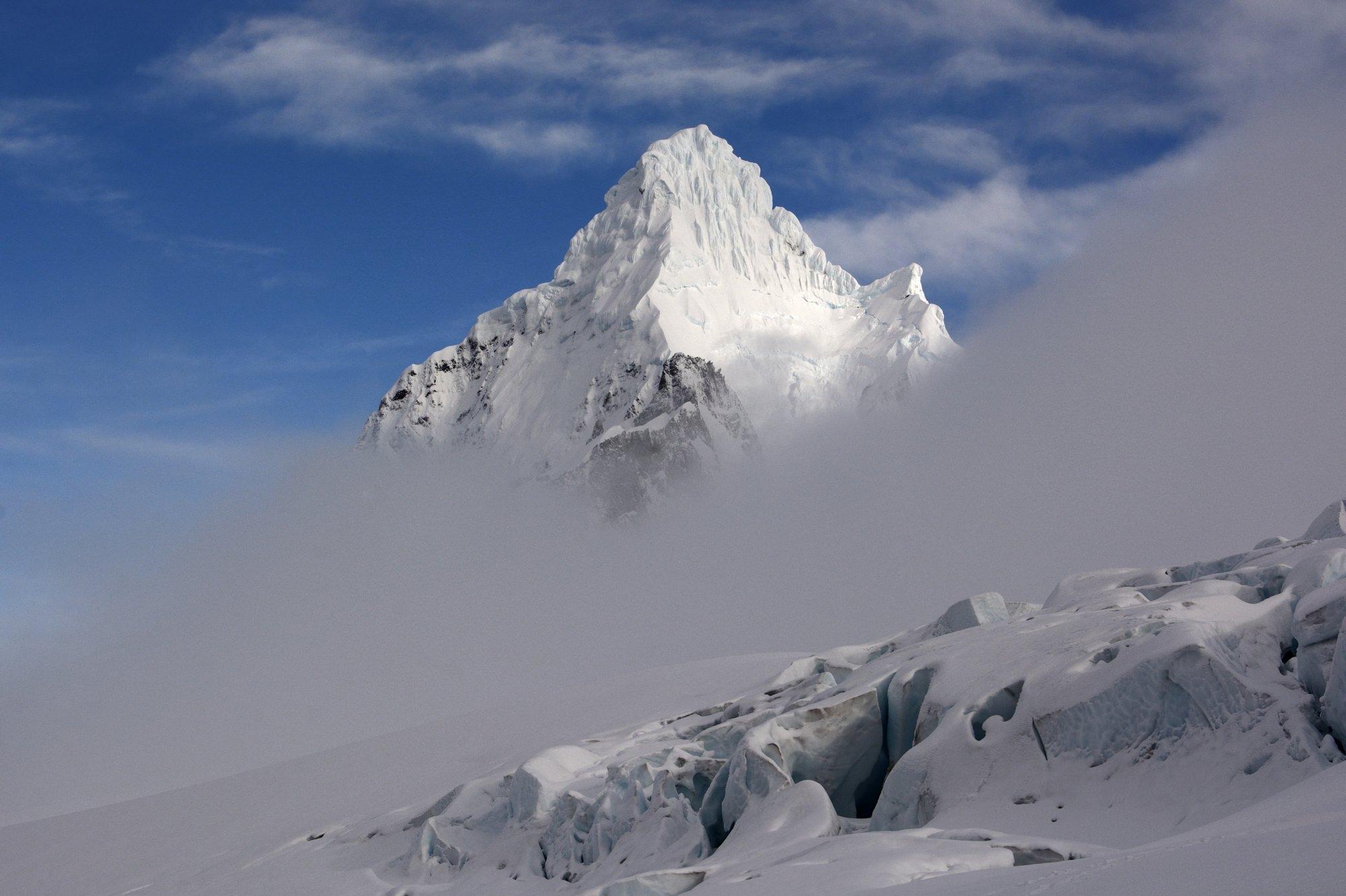 »Monte Sarmiento – der perfekte Berg« | Feuerland | 2014