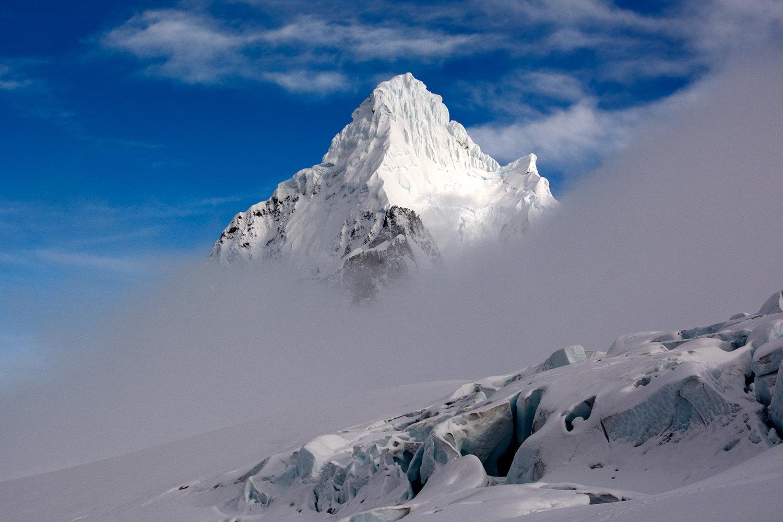 Mont Blanc, Vallée Blanche | 2004