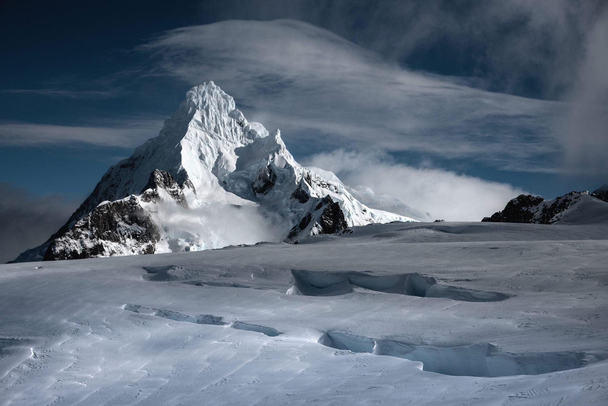Vortrag über den Monte Sarmiento