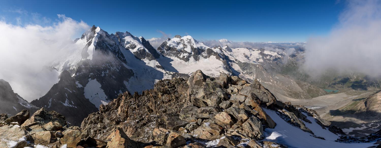 Reportage – Bernina – schönster Grat der Alpen?
